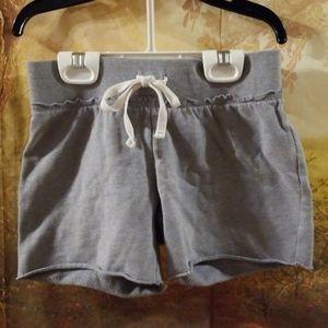 Size 6-7 S/P Old Navy Gray Sweatshorts